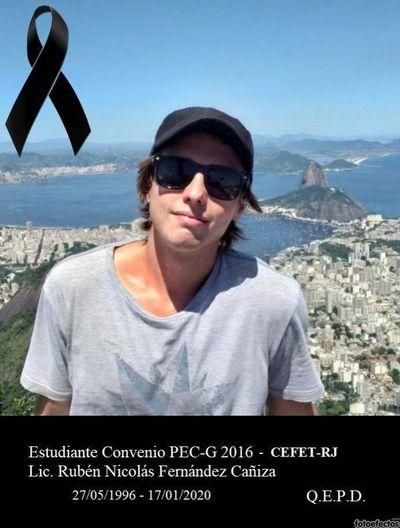 Joven de 23 años muere arrollado por conductor alcoholizado