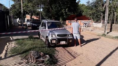 Dos efectivos del Grupo Lince resultaron heridos tras enfrentamiento con supuestos delincuentes en Asunción
