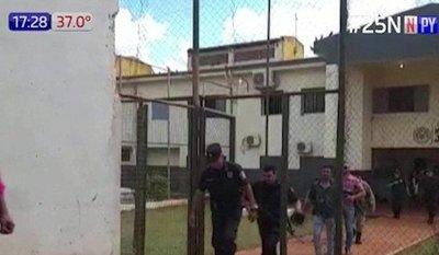 Ministerio Público dice que reos fueron liberados y revela lista con nombres