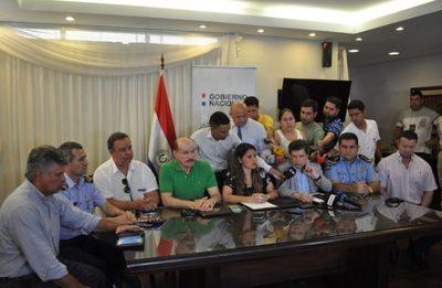 Abdo Benítez ordena reforzar seguridad en cárceles