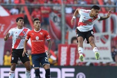 El 'Sicario' Rojas, figura clave en el triunfo de River ante Independiente