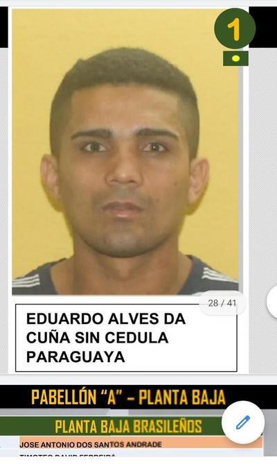 Fuga PJC: Capturan en Brasil a uno de los prófugos