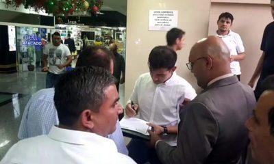 Tras denuncia por supuesta estafa clausuran local comercial en CDE