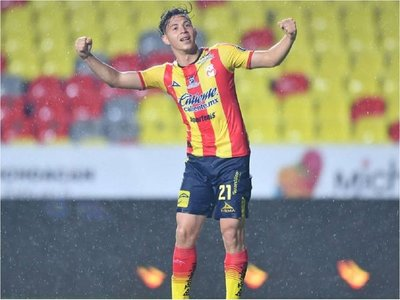 Sebastián Ferreira, a un paso de volver al fútbol paraguayo