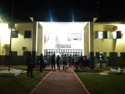 Fiscalía imputa a 32 personas por liberación de presos en Pedro Juan