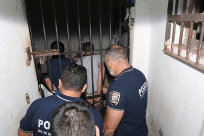Capturan a tres fugados de la cárcel de Pedro Juan Caballero