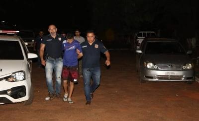 HOY / Recapturan a tres fugados de Pedro Juan Caballero