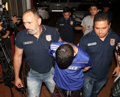 FTC recaptura a tres reos liberados de cárcel de Pedro Juan Caballero