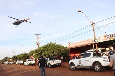Fuga PJC: Prófugos recapturados intentaron huir en bus