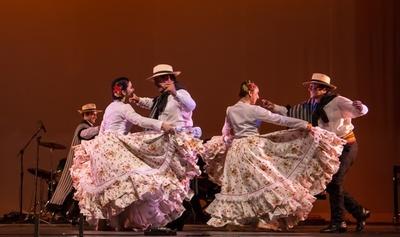 El Ballet Folclórico Nacional viajará a Argentina para participar de la Fiesta del Chamamé
