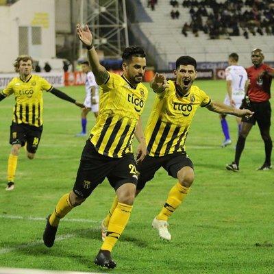 Guaraní con gol de penal derrotó a San José en Oruro