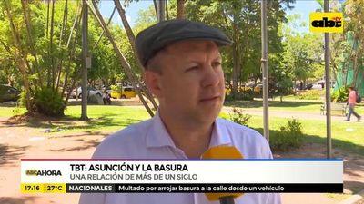 TBT: Asunción y la basura, una relación de más de un siglo