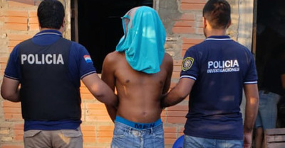 Horqueta: Cae hombre buscado por asesinato de ex concejal