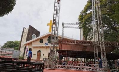Inician festejos por patronales de San Blas