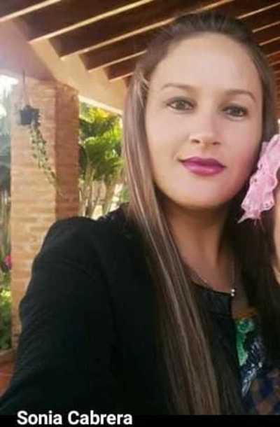 Feminicidio en Yuty: docente asesinó a su esposa