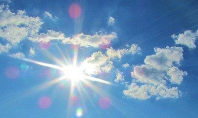 Meteorología anuncia viernes caluroso y con mucha humedad