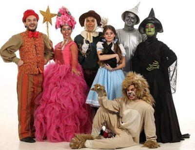 El Mago de Oz se presenta en el Teatro Latino