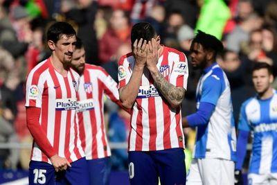 Atlético Madrid también dimite en la Liga