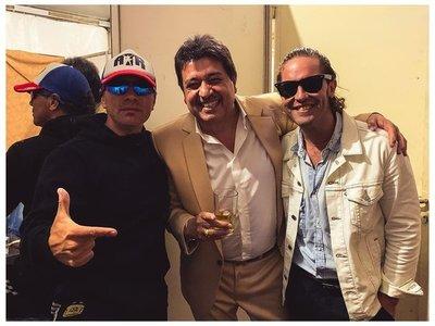 El festival de Ykua Bolaños reunió a los capos del espectáculo