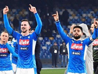 El octavo gol seguido de Cristiano no salva a Juventus en Nápoles