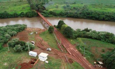 Arrancan los trabajos para la construcción del puente que unirá Minga Guazú y Los Cedrales