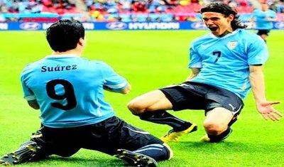 Uruguay vs Jordania 2013 Repechaje En Vivo y En Directo