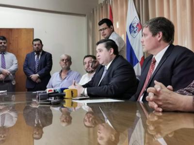 Más del 70% de Fernando de la Mora contará con alcantarillado sanitario