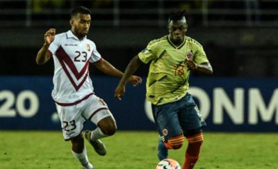 HOY / Colombia da un paso importante en el Preolímpico