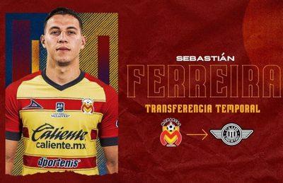 Sebastián Ferreira es nuevo jugador de Libertad
