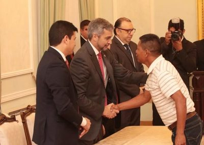 Concretan transferencia de 68.000 hectáreas a favor del Indert