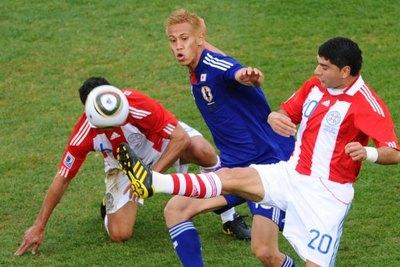 Ortigoza habló emocionado de su vivencia en el Mundial 2010