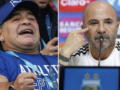De Maradona a Sampaoli: sonajero de nombres para llevar a Venezuela a mundial
