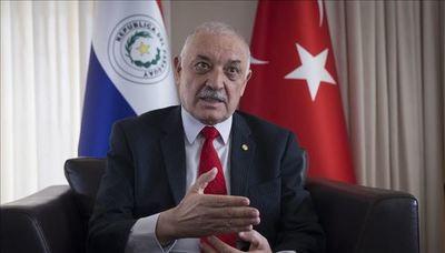 Turquía busca concretar este año importación de soja y carne paraguaya