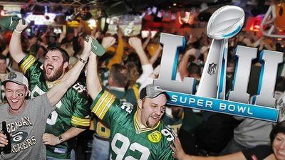 Bares se alistan para la gran final de la NFL