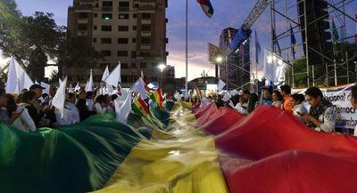 Un estado policiaco, violador de DDHH es lo que hay ahora en Bolivia, según Canese