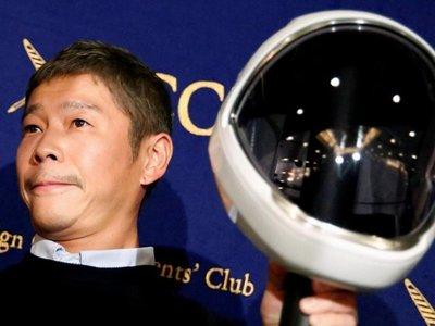Multimillonario japonés abandona búsqueda de pareja que lo acompañe a la Luna