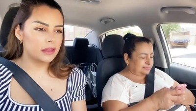 "Ña Limpia debutó como ""influencer"""