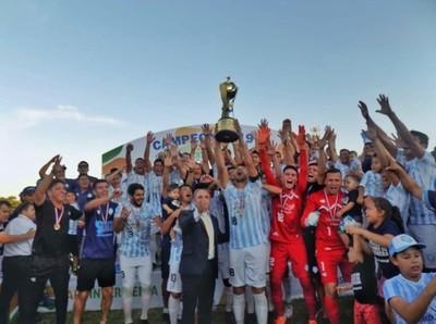 Guaireña FC es campeón y el 12 de Octubre de Itauguá vuelve a Primera