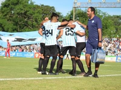 Guaireña FC es de Primera