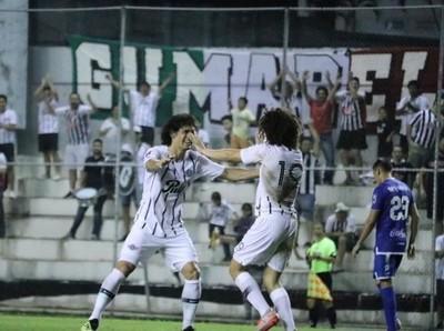 Libertad goleó y es finalista de la Copa de Todos