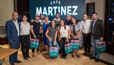 La meta de Café Martínez: llegar a 4 ciudades más e implementar nuevos servicios