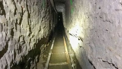 Anuncian haber encontrado el Narcotúnel subterráneo más largo jamás descubierto bajo la frontera entre México y Estados Unidos