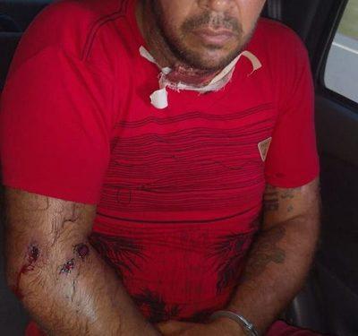 Arrestan a hombre que habría asesinado a policías