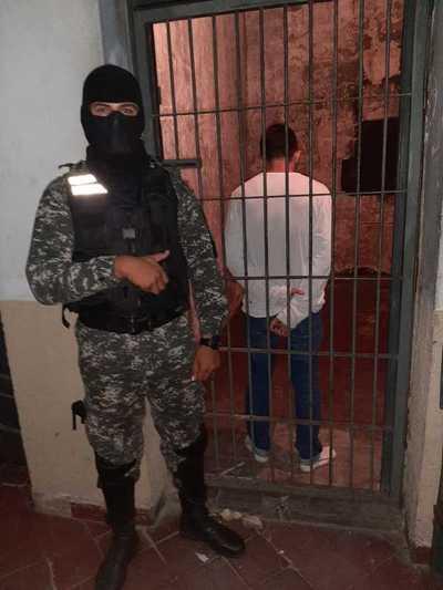 Detienen a un joven de 23 años que contaba con orden de captura