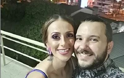 José Ayala le gastó una broma a su esposa