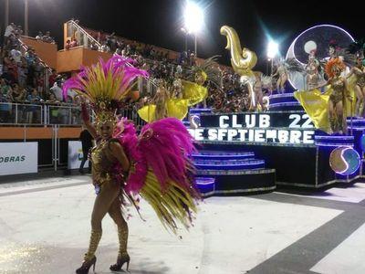 Encarnación vibra con el Carnaval