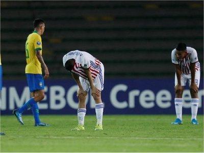 La Selección Sub 23 retorna al país con  toda la desazón