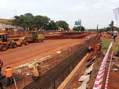 El mayor viaducto del Paraguay se erige en el km 7 de Ciudad del Este