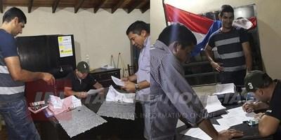 COMITE LIBERAL PRESENTA 700 IMPUGNACIONES AL PADRÓN DE JOSÉ LEANDRO OVIEDO.