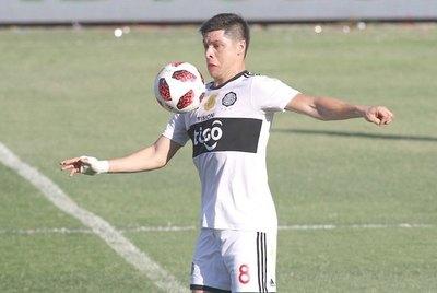 Olimpia pedirá anular la expulsión de Rodrigo Rojas